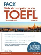 Méthode complète pour le TOEFL + MyEnglishLab
