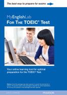 MyEnglishLab for the TOEIC®