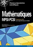 Mathématiques MPSI-PCSI