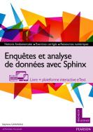 Enquêtes et analyse de données avec Sphinx