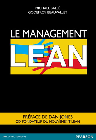 Le Management Lean (Michael Ballé, Godeffroy Beauvallet)