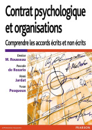Contrat psychologique et organisations