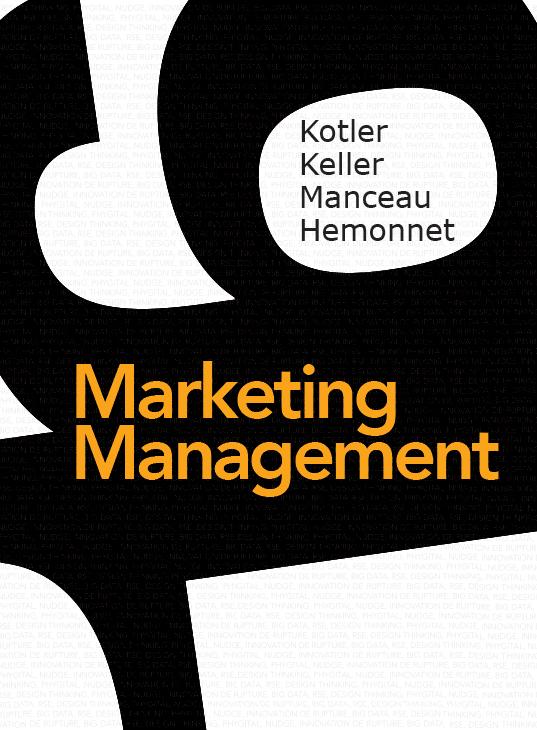 Marketing Management, 16e édition