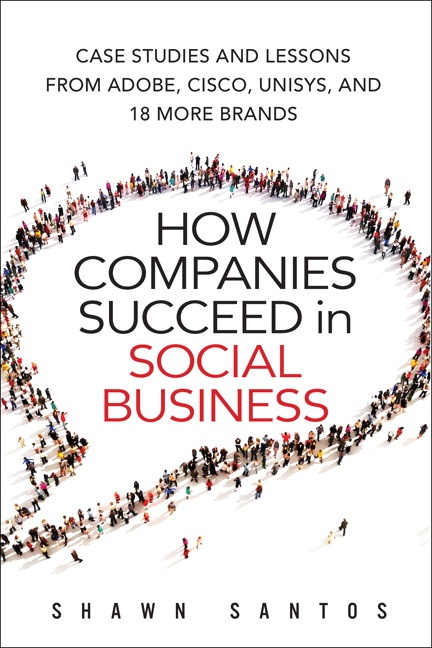 Cover - How companies succeed in social business
