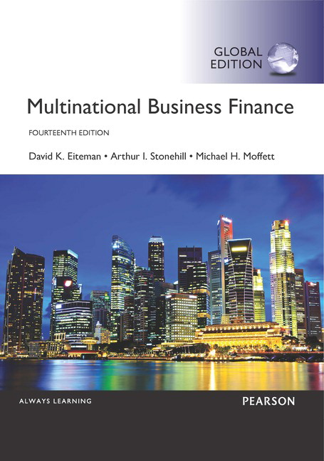 Cover - Multinational Business Finance, Global Edition