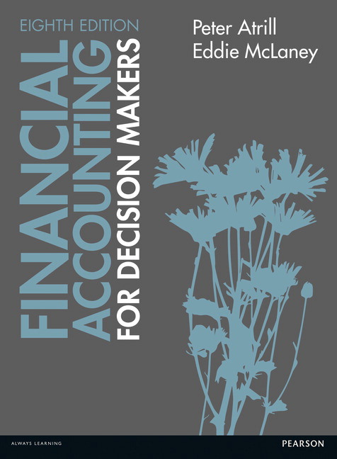 Cover - Financial Accounting for Decision Makers