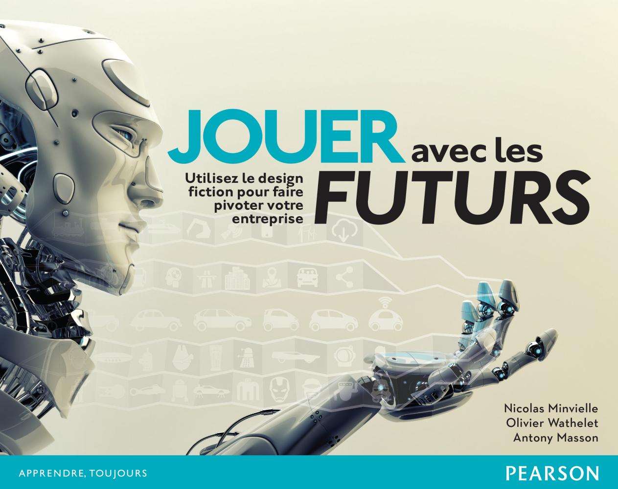 Cover - Jouer avec les futurs