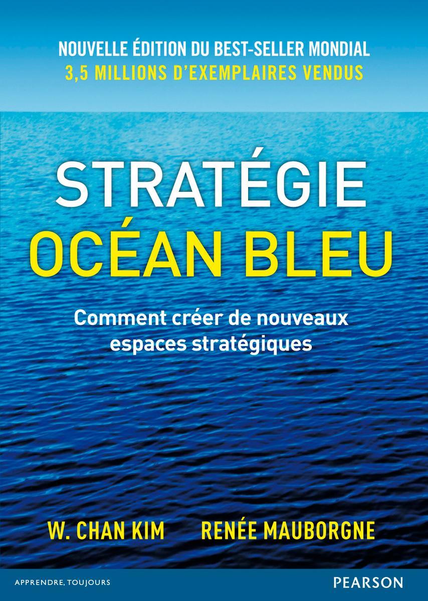 Couverture Stratégie Océan Bleu