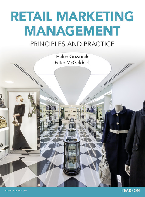 Cover - Retail Marketing Management