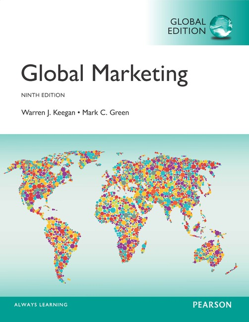 Cover - Global Marketing