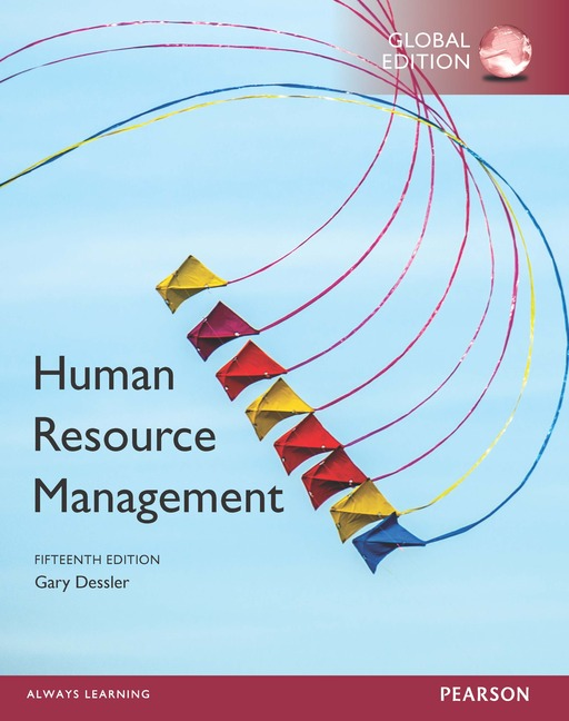 Cover - Human Resource Management