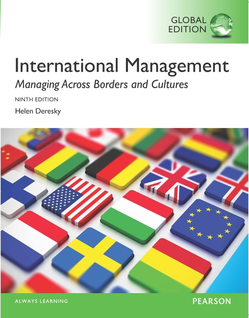 Cover - International Management