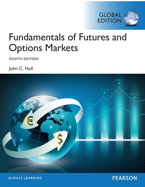 Cover - Fundamentals of Futures and Options Markets, Global Edition