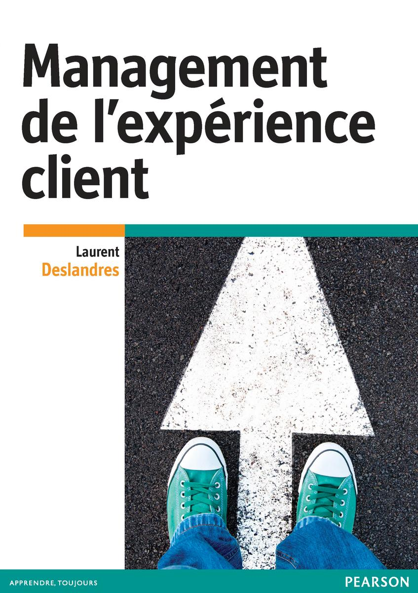 Couverture Management de l'expérience client