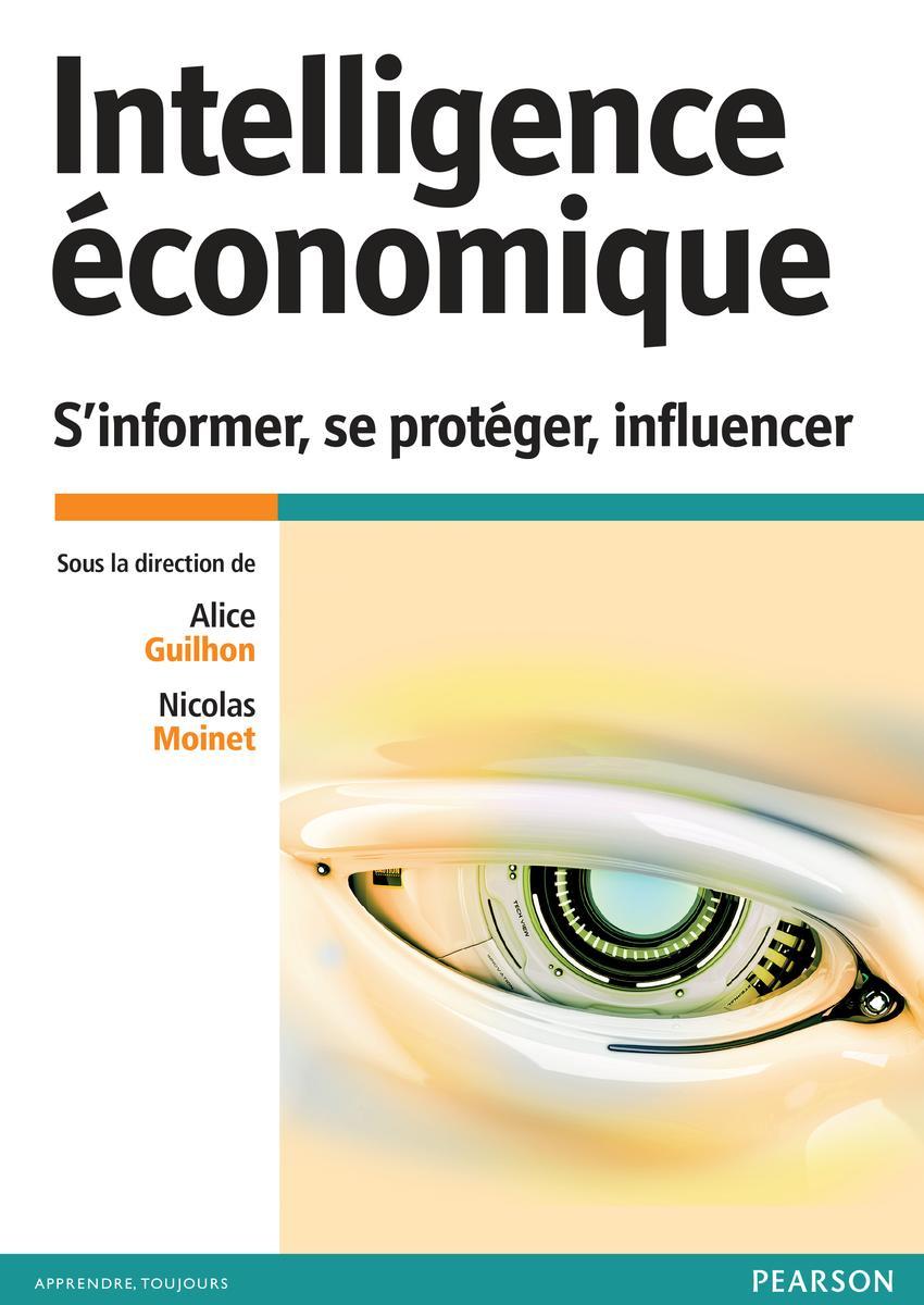 Couverture Intelligence Economique - Alice Guilhon