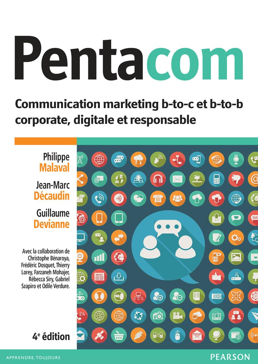 Couverture Pentacom 4e éd.