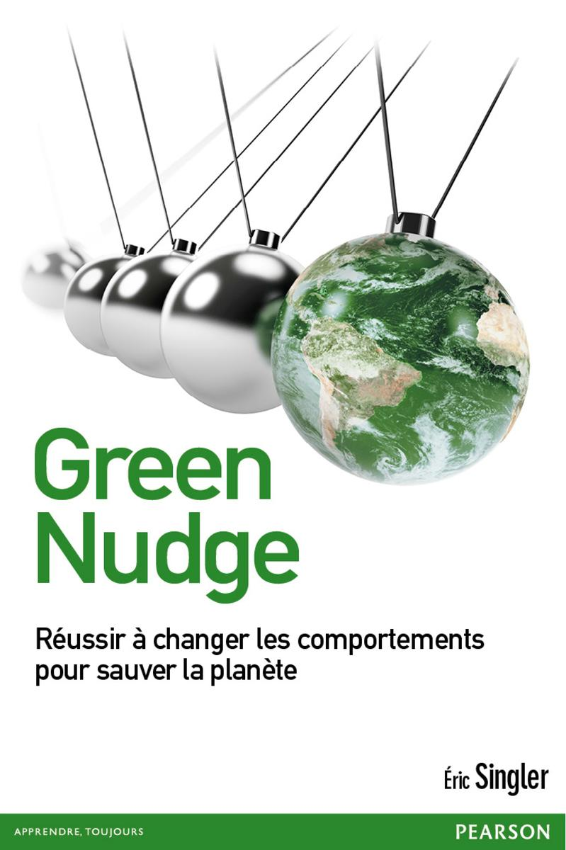 Couverture Green Nudge