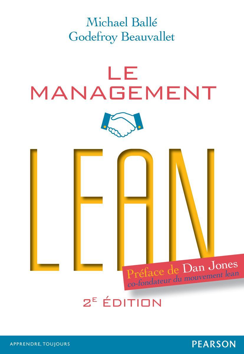 Couv - Le management Lean 2e éd