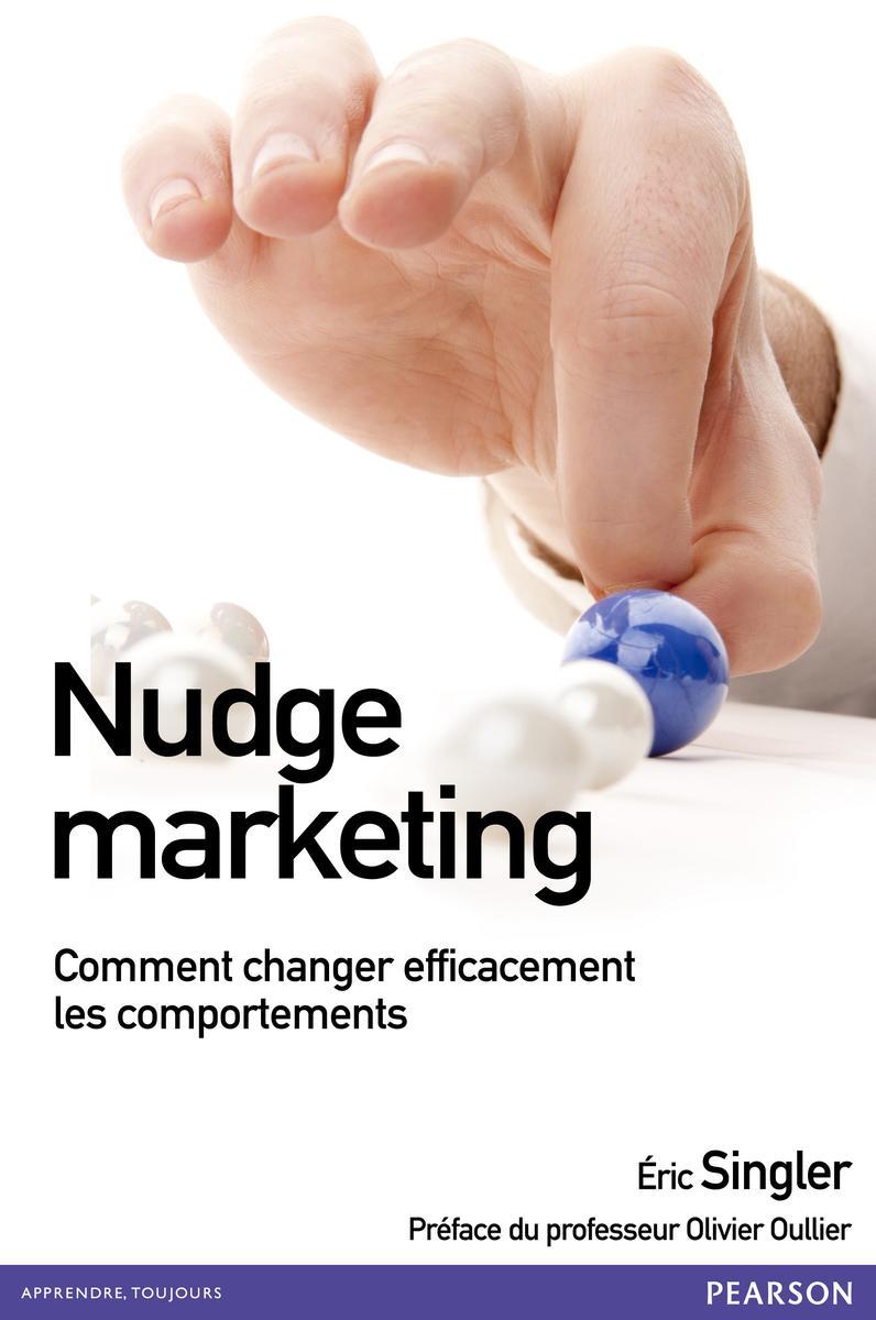 Couverture Nudge Marketing