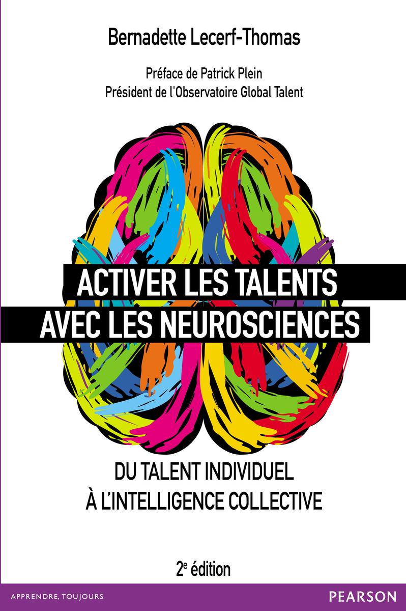 Couverture Activer les talents avec les neurosciences