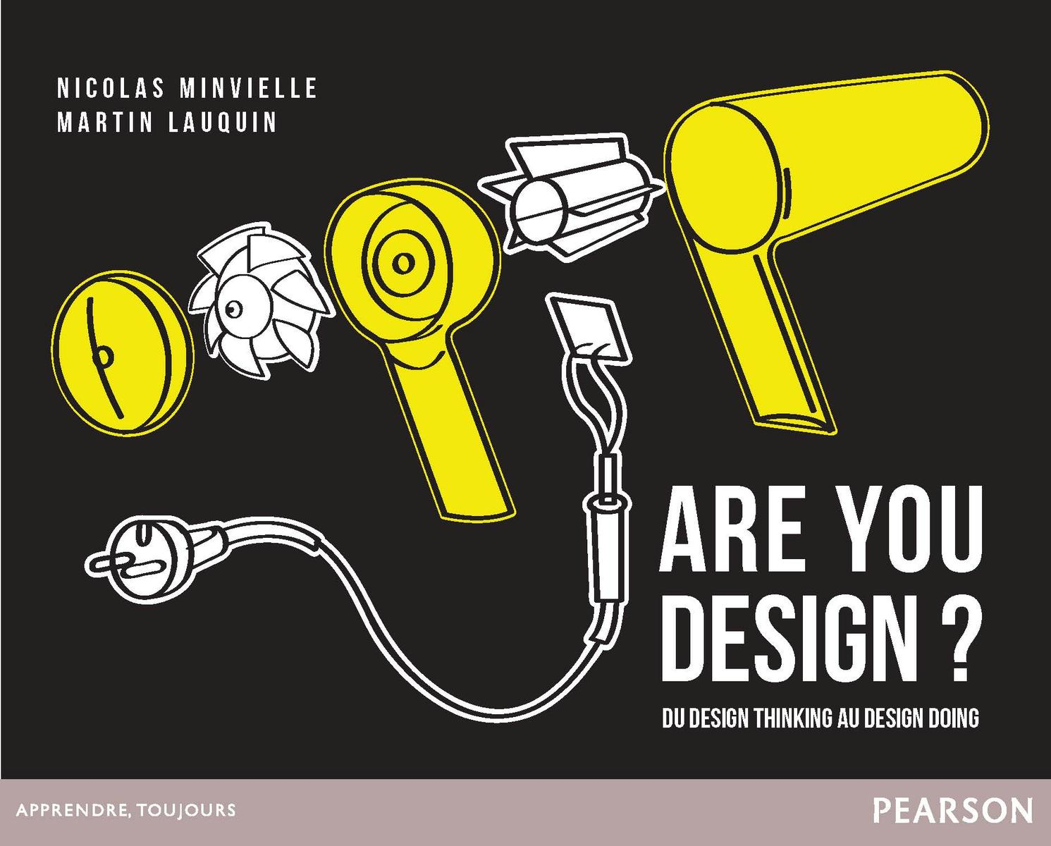 Couverture Are you design ?