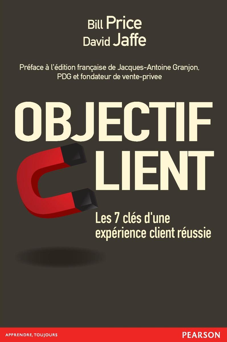 Couverture Objectif client