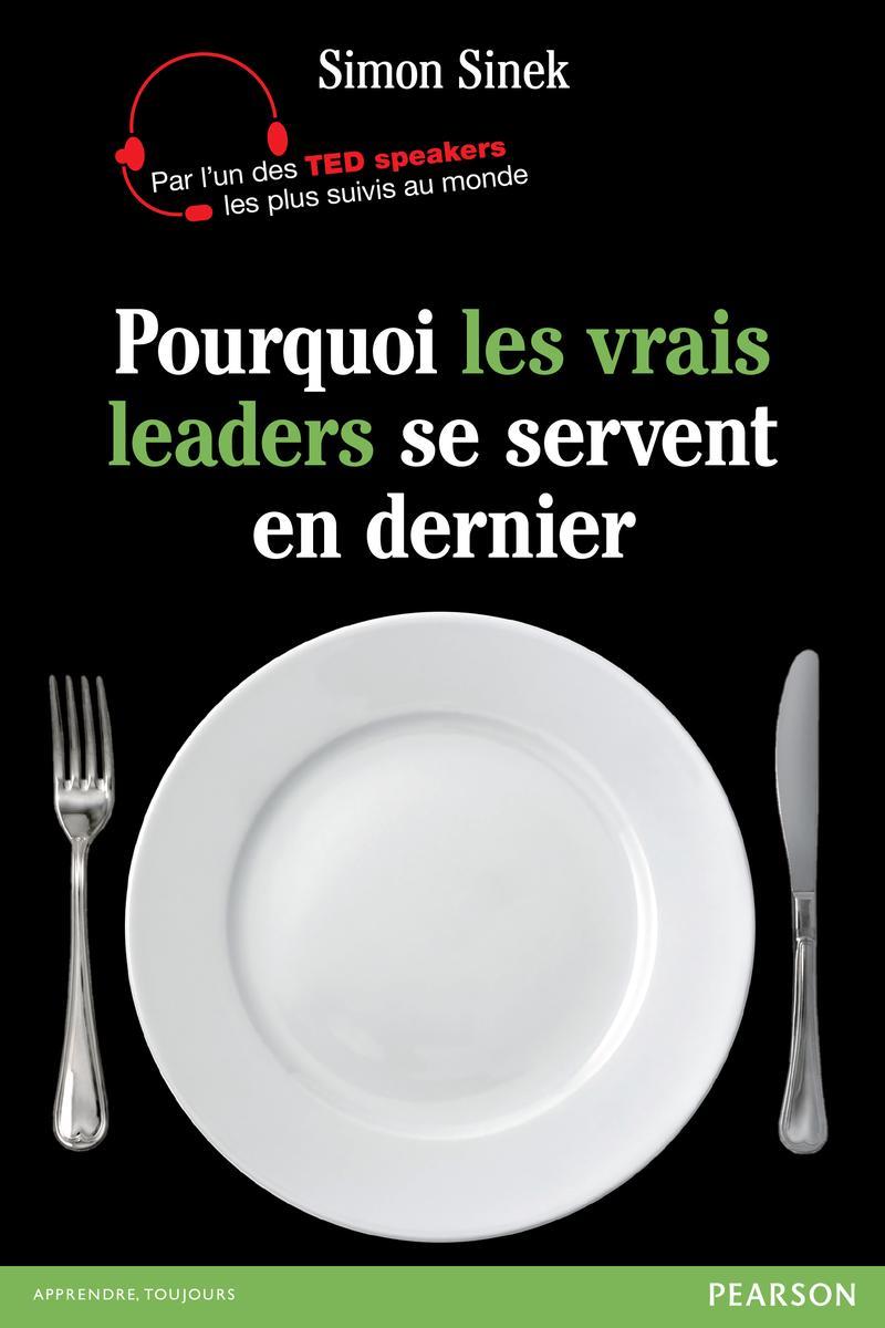Couverture Qu'est ce qu'un vrai leader
