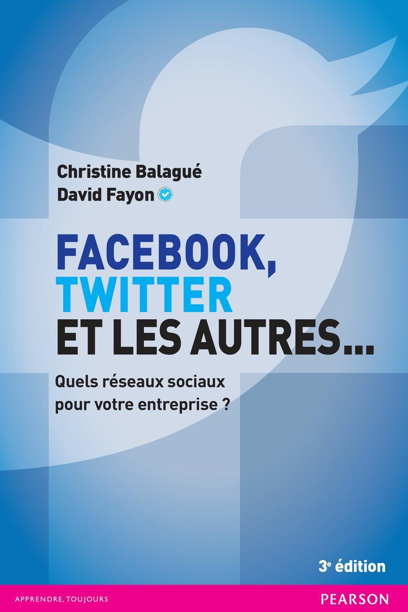 Couverture - Facebook Twitter et les autres