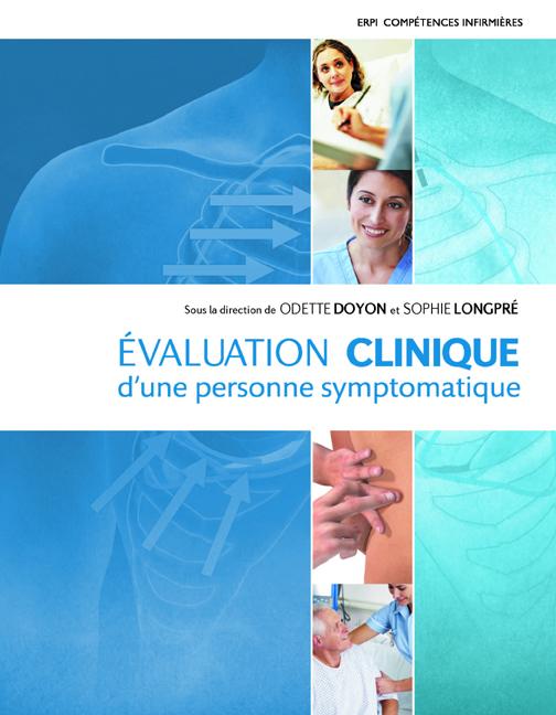 Couverture Evaluation clinique d'une personne symptomatique