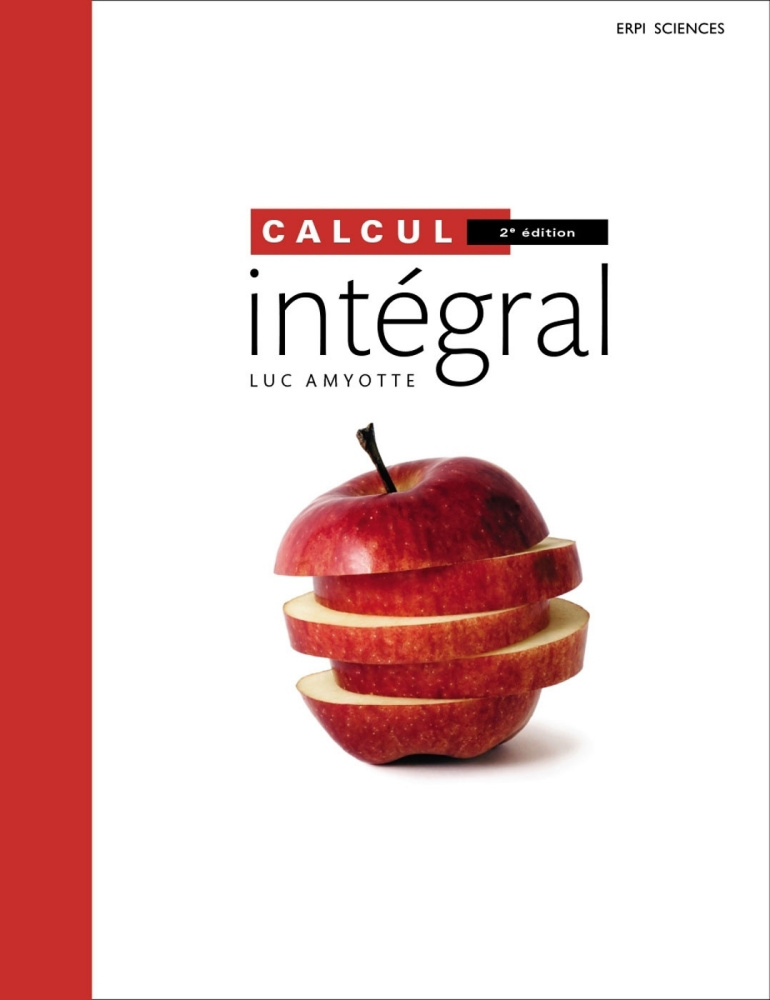 Couverture Calcul intégral
