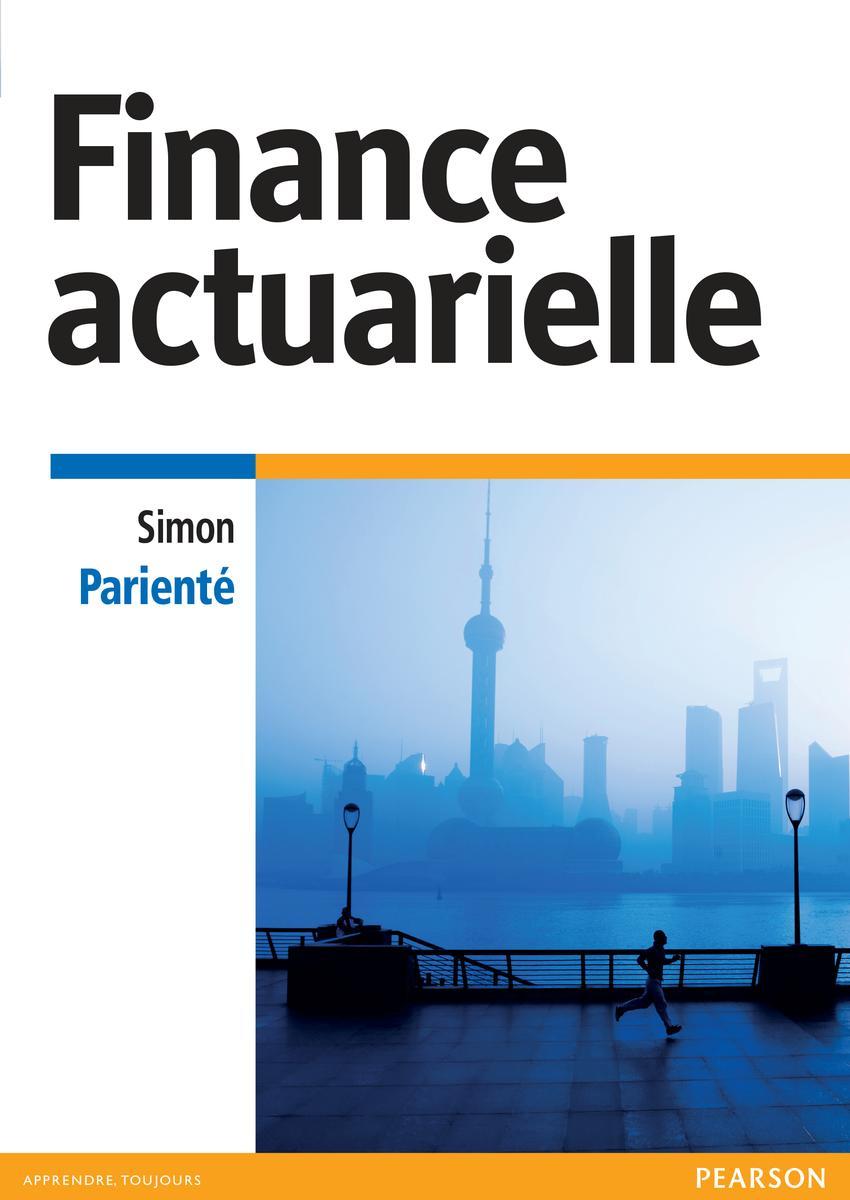 Couverture Finance Actuarielle