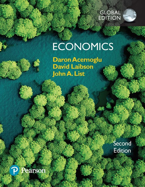Economics, Global Edition, 2/E