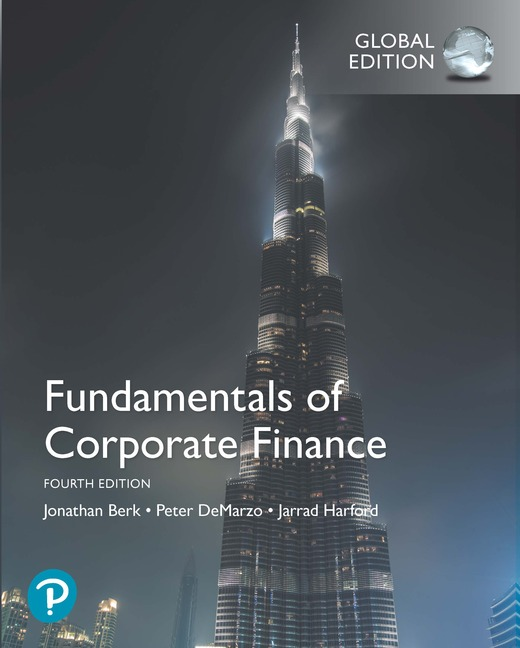 Fundamentals of Corporate Finance, Global Edition 14/E