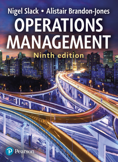 Operation Management, 9/E