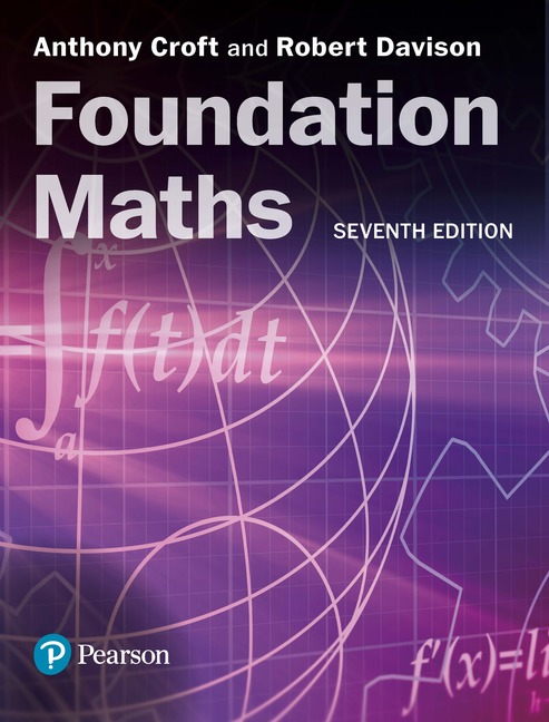 Foundation Maths, 7/e