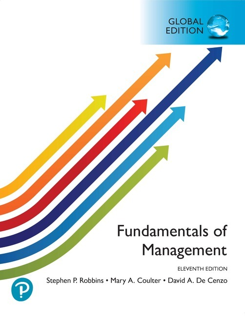 Fundamentals of Management, Global Edition, 11/E