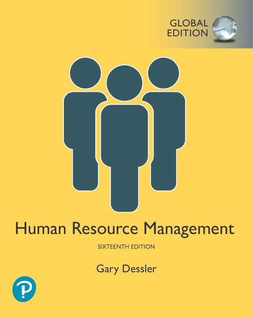 Human Resource Management, Global Edition, 16/E