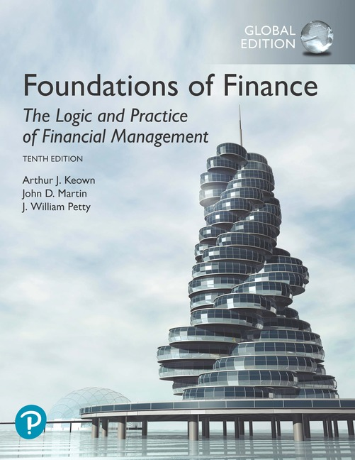 Foundations of Finance, Global Edition, 10/E