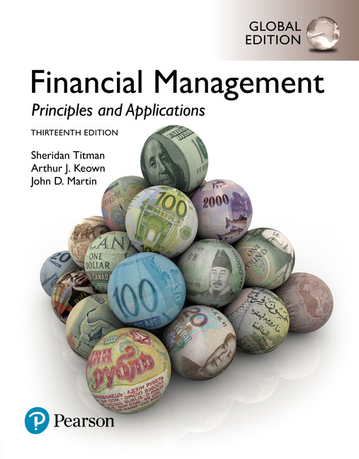Financial Management: Principles and Applications, Global Edition, 13/e