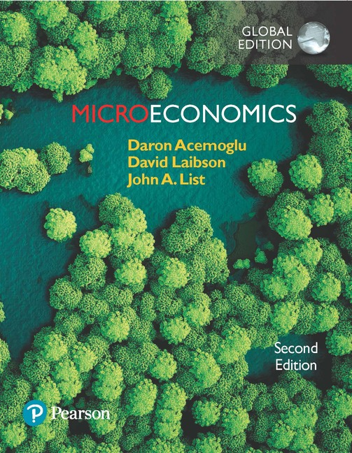 Microeconomics, Global Edition, 7/E