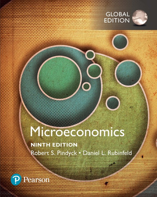 Microeconomics, Global Edition, 9/E