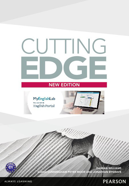 Cutting Edge MyEnglishLab access code (All levels, 3 months)