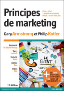 Principes de marketing + MyLab