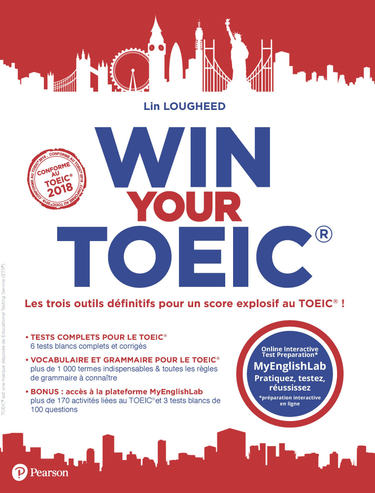 Win your TOEIC® - Pack