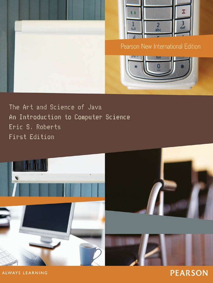 Art and Science of Java, The: Pearson New International Edition