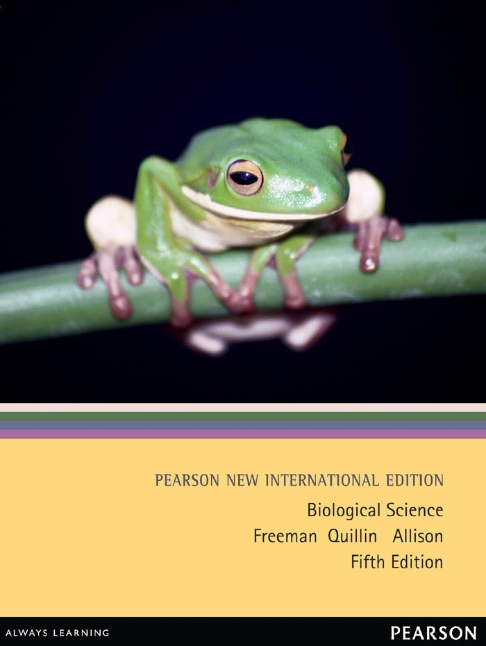 Biological Science: Pearson New International Edition