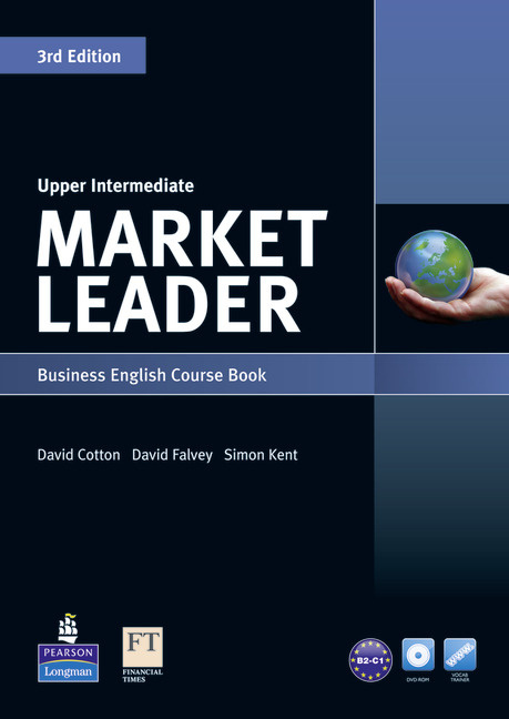 MyEnglishlab for Market Leader Upper-Intermediate