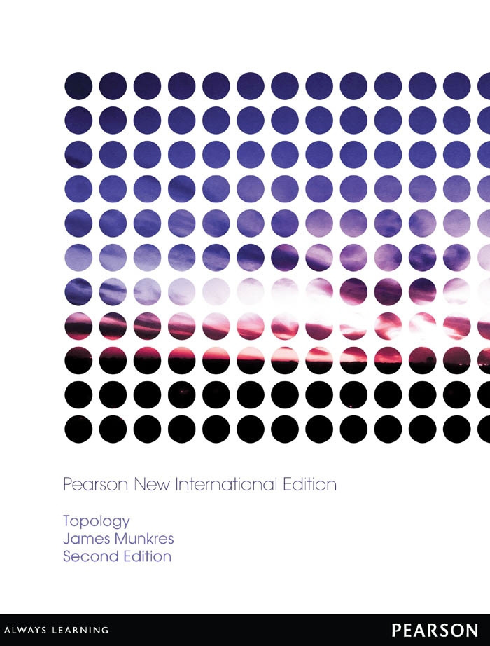 Topology: Pearson New International Edition