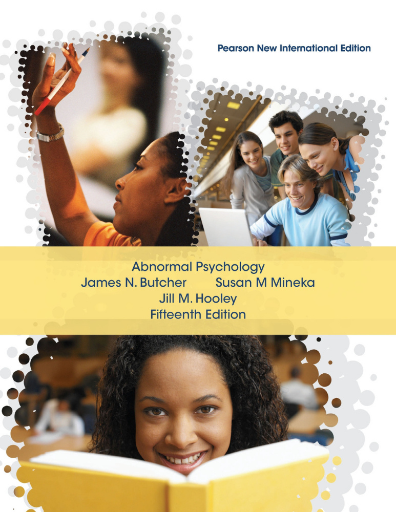 Abnormal Psychology: Pearson New International Edition