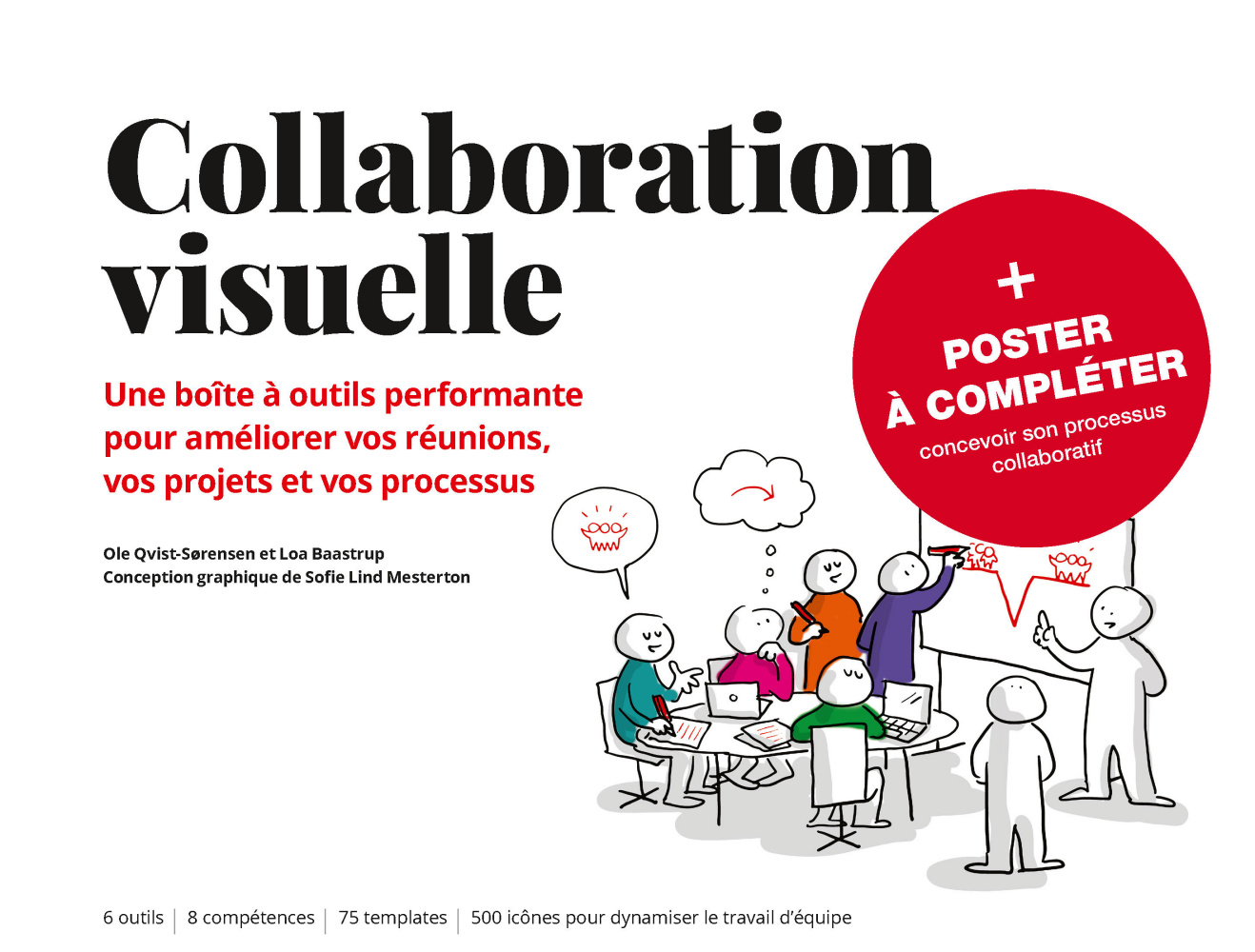 Collaboration visuelle + Poster